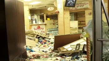 Philadelphia drug store ransacked with no police in sight amid George Floyd riots