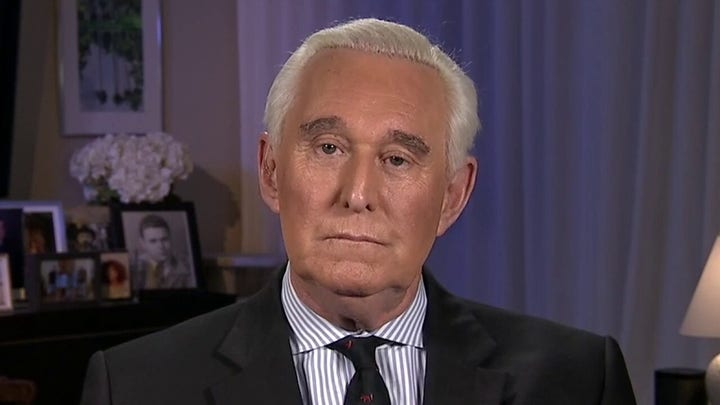 Roger Stone speaks exclusively to Hannity following President Trump's commutation of his sentence