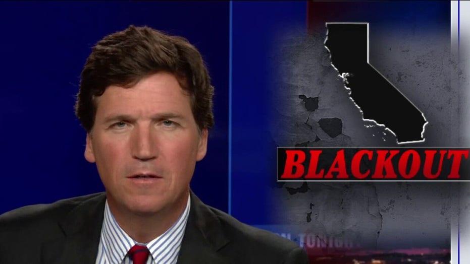 Gavin Newsom can't keep the lights on in California