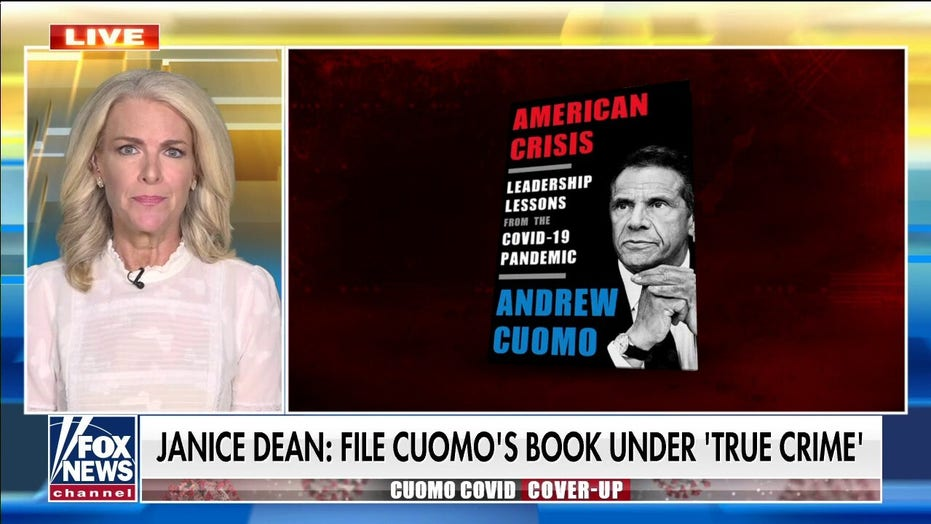 Janice Dean: Gov. Cuomo's latest move begs the question, what will it take for him to leave the stage?