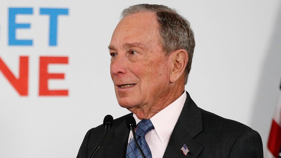 New poll boosts Bloomberg to Nevada debate stage
