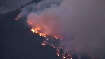 Apple Fire in Southern California now 20 percent contained