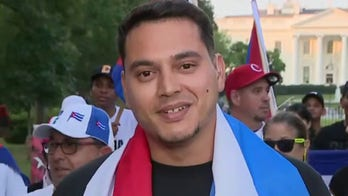 'We want our freedom': Cuban immigrant calls for help from the Biden admin