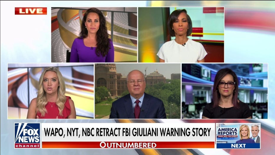 Kayleigh McEnany: There is an anonymous sourcing 'epidemic' happening in American journalism
