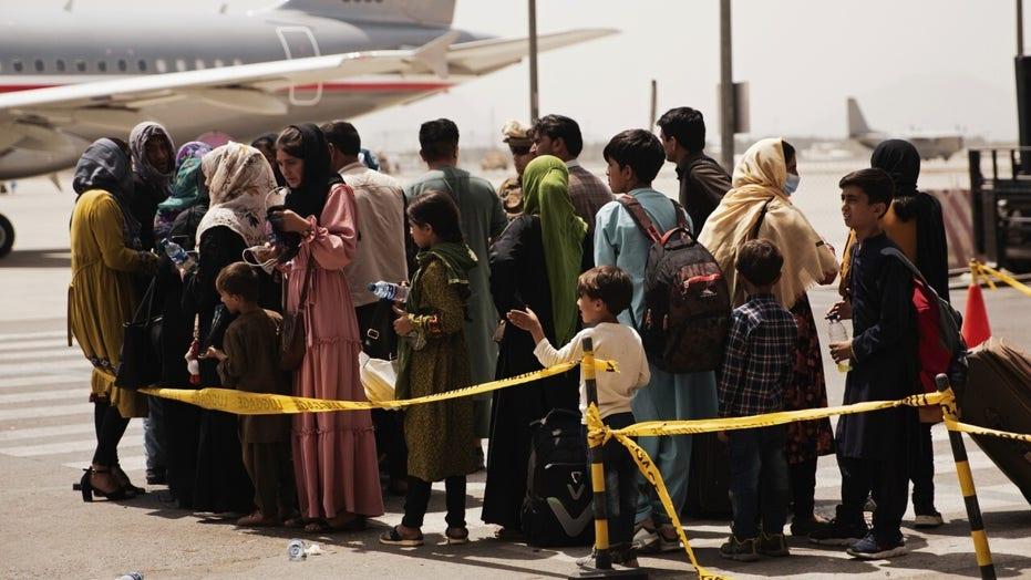 Military veterans demand Biden meeting over 'commitments' to evacuate Afghan allies