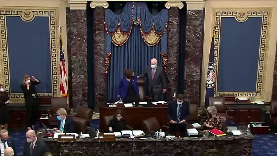 Senate battle heats up over $1.9 trillion coronavirus relief bill