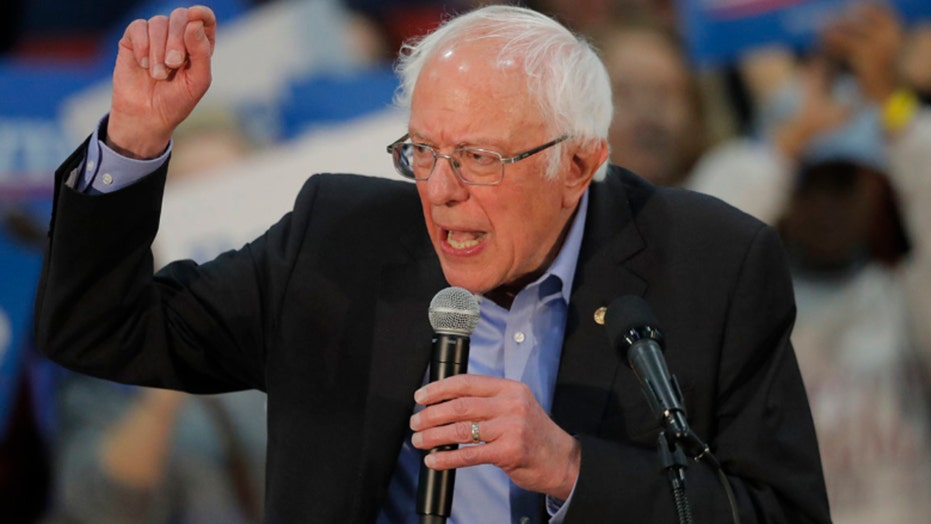 When are people going to hold Bernie Sanders legitimately accountable?