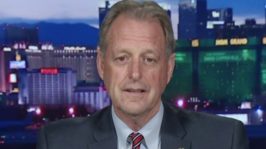 North Las Vegas mayor leaves Dems to join GOP, says he 'can't stand' with socialists