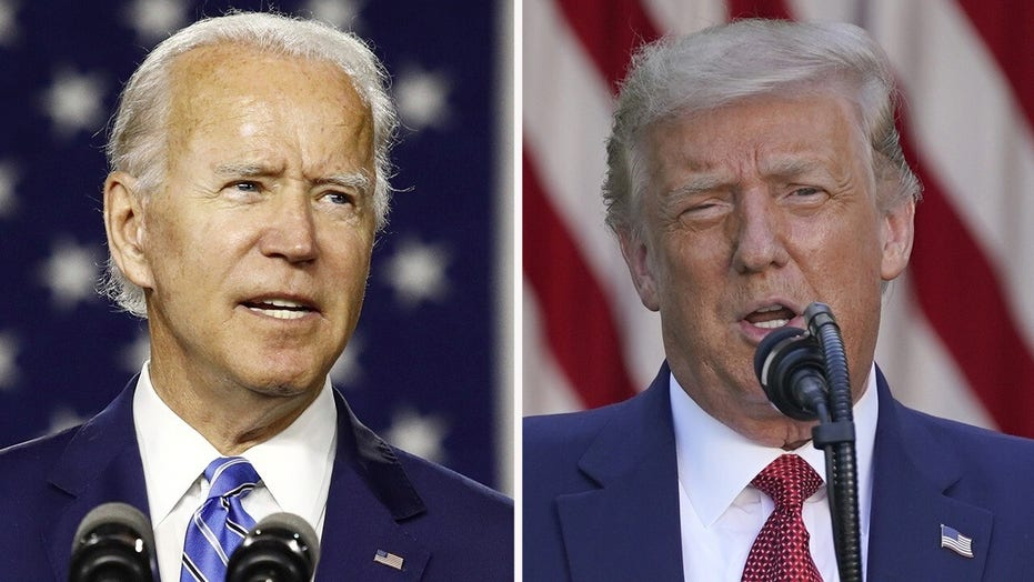 Trump attacks Biden from Rose Garden after 2020 hopeful accuses president of mishandling COVID-19