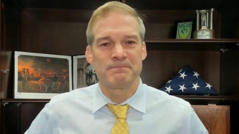 Jim Jordan: 'Doesn't take a genius' to figure out problem with Biden economy