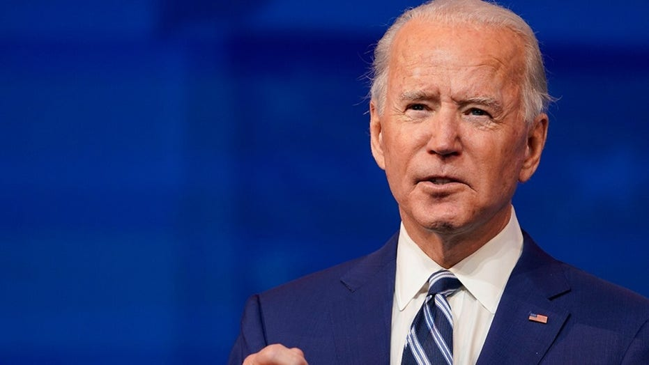 Biden debuts 'Flip Georgia Fund' to fundraise for Warnock, Ossoff ahead of key runoff vote