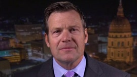 Kris Kobach rips Democrats over New Way Forward Act: 'They think that America is just a place on a map'