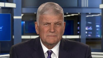 Franklin Graham on how Samaritan's Purse is supporting frontline health workers in fight against coronavirus