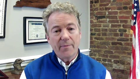 Left smears Sen. Rand Paul after fiery exchange with Biden HHS pick