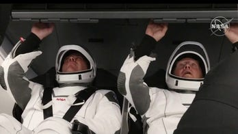 Former astronauts react to first SpaceX manned mission