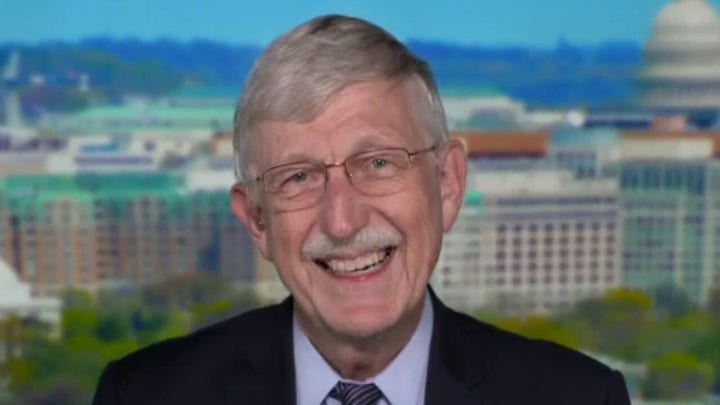 NIH director discusses decision to step down