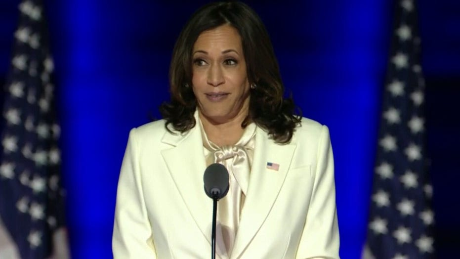 Kamala Harris reaches extraordinary feat elected as vice president-elect