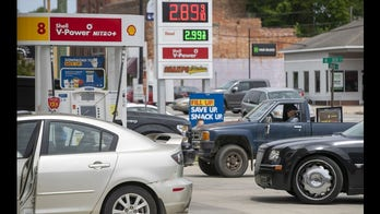 'The Five' blasts Biden for surging gas prices