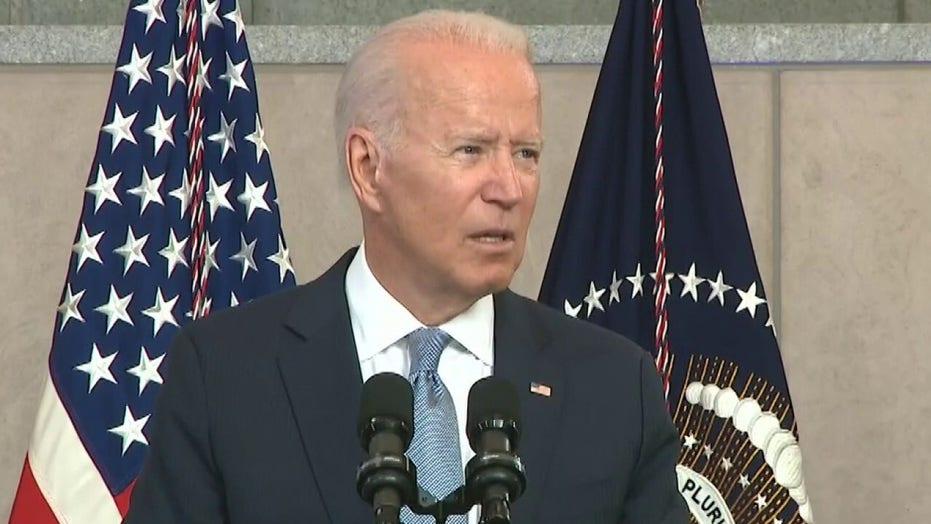 Biden to nominate widow of late Sen. Ted Kennedy as ambassador to Austria