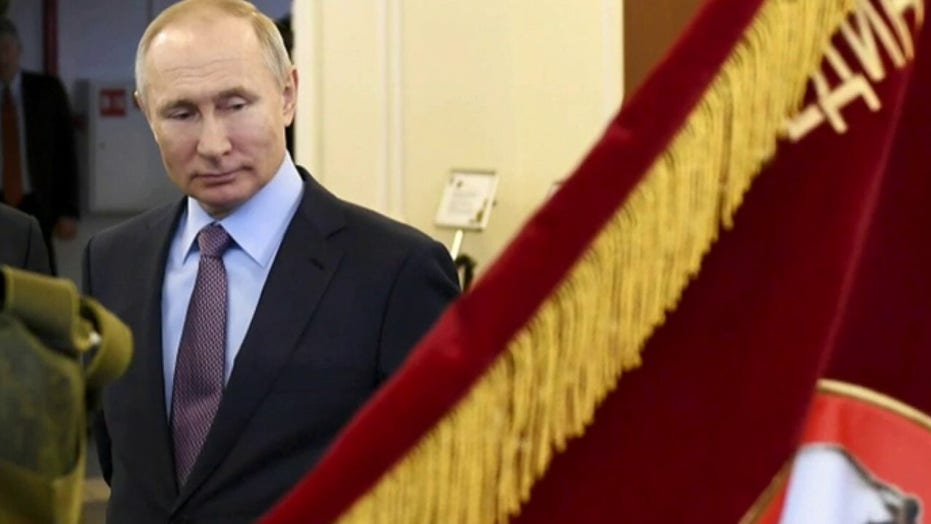 Calls grow for sanctioning Putin allies amid rare protests in Russia