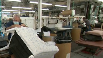 'Furniture capital of the world' North Carolina faces high demand and low supply from coronavirus