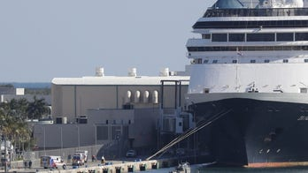 Cruise ship with COVID-19 outbreak docks in Florida