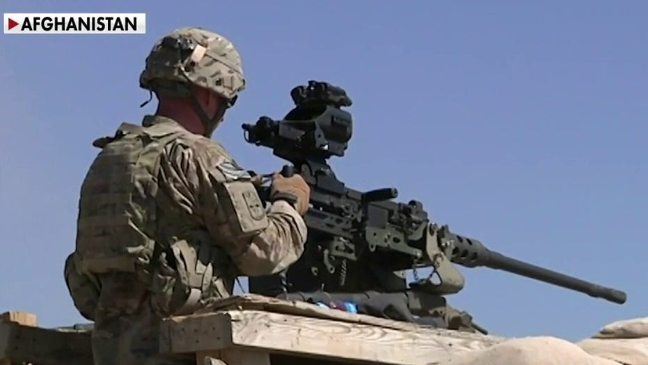 Eric Shawn: Afghanistan in our rear-view mirror