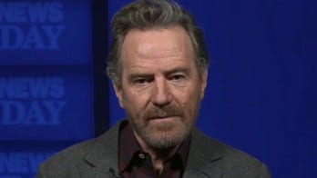 'Breaking Bad' star Bryan Cranston opens up about his acting career