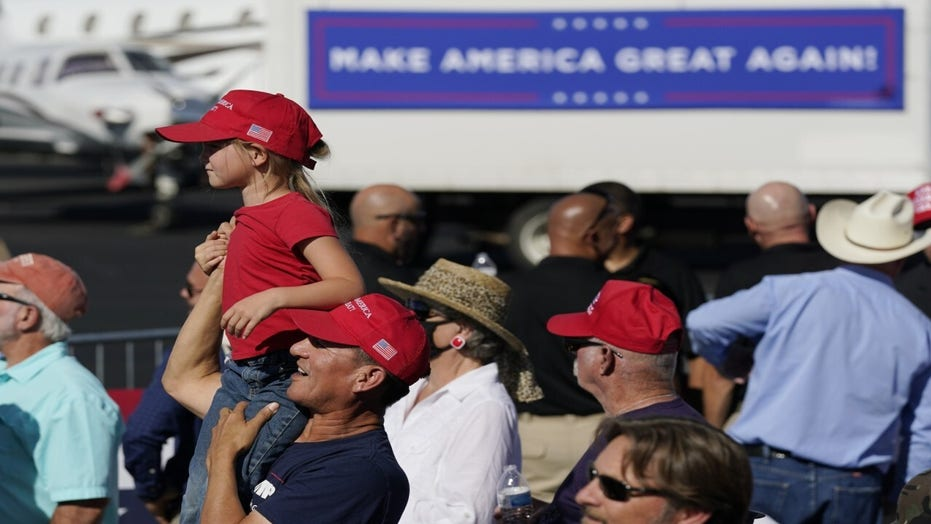 Polls show Trump gaining ground in Arizona after falling behind