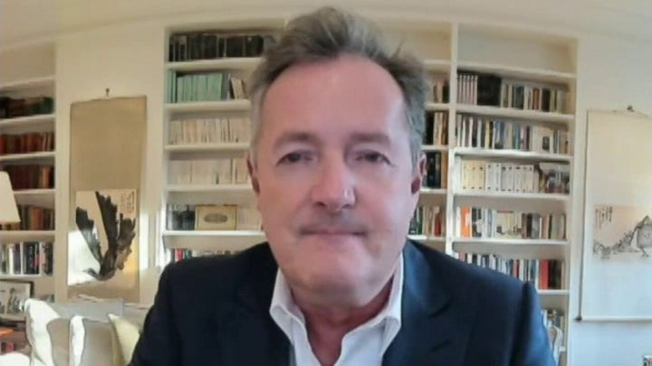 Piers Morgan 'just not buying' claims of royal family racism