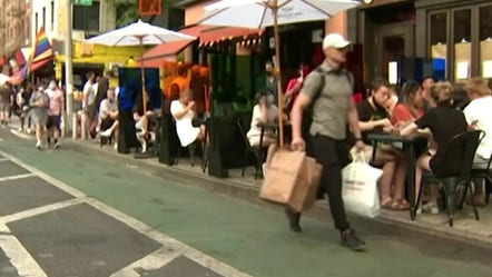 NYC resumes indoor dining with restaurants limited to 25% capacity