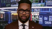 Harris is a progressive politician and will be 'butting heads' with Biden on Day One: Lawrence Jones