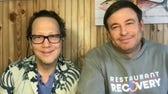 Rob Schneider, restaurant CEO help struggling businesses in new series
