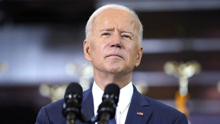 Biden attempts get key votes on Capitol Hill