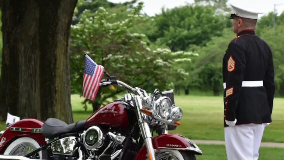 Rep. Mast blasts Biden administration for ending vets' Memorial Day motorcycle tradition