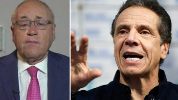 Cuomo says he's done guessing about when NY will reopen as he slams COVID-19 predictions