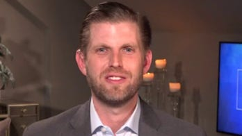 Eric Trump on the left's attempts to swing the 2020 election