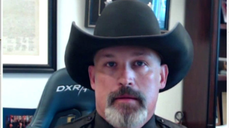 Montana sheriff ditches Democrats for GOP: 'They left me' with radical rhetoric about defunding police