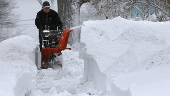 More than 80 million affected by massive snowstorm across Northeast