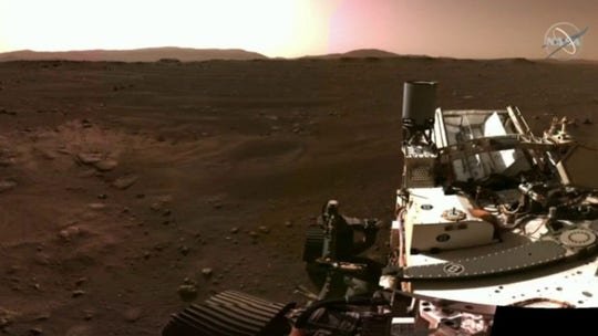 NASA Mars Perseverance rover provided valuable data: Former astronaut
