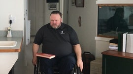 Paralyzed veteran advocates for high-risk Americans during COVID-19 crisis