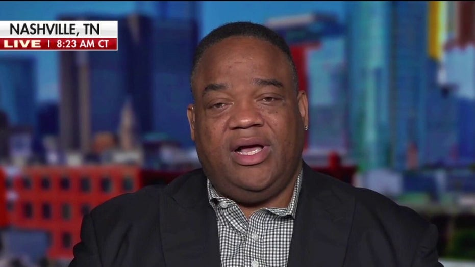 Two national anthems 'unhealthy' for unification of America: Jason Whitlock