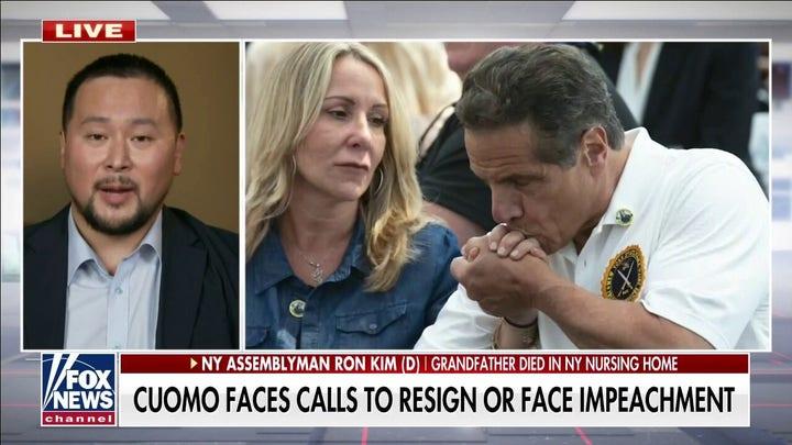 Ron Kim: 'There are no Democrats who support Andrew Cuomo'