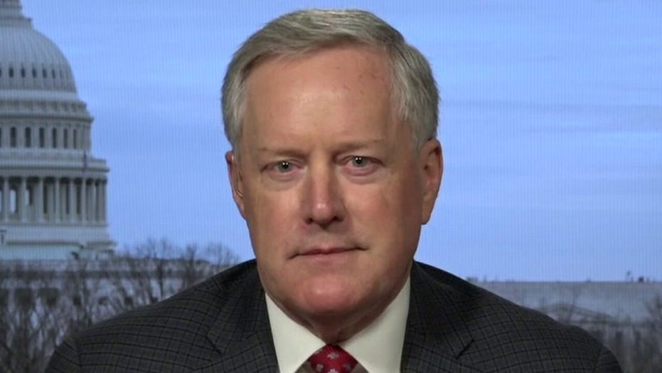 Meadows: Biden administration policies prioritize 'America last'