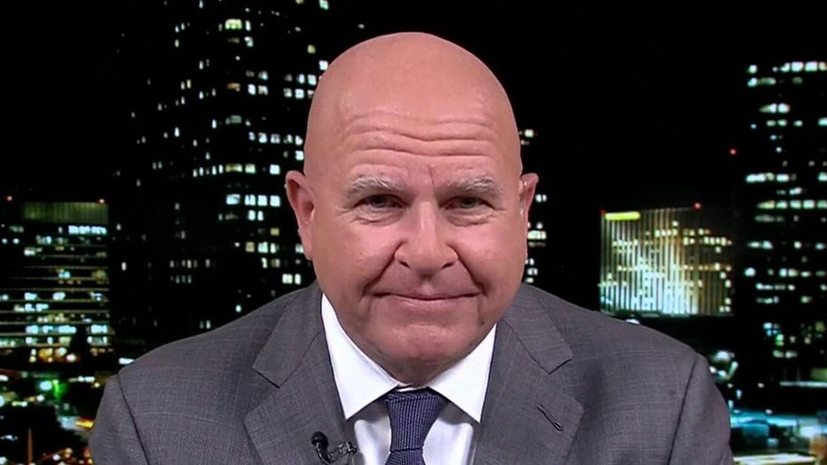 H. R. McMaster: Whether Trump or Biden wins, China still offers biggest challenge to our security, prosperity