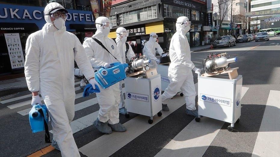 Global efforts grow to contain spread of coronavirus outbreak