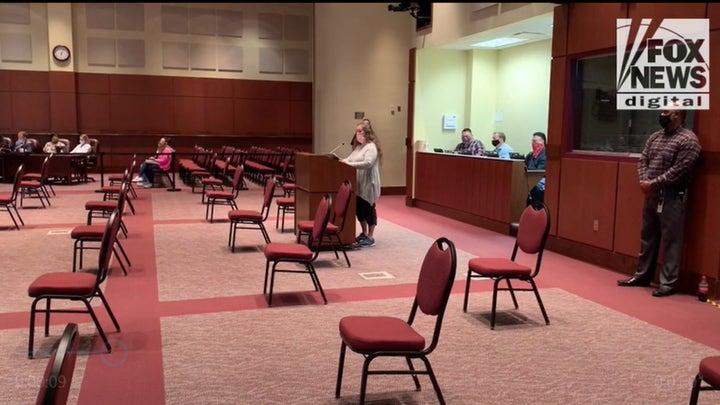 Loudoun County parents demand Scott Ziegler's resignation
