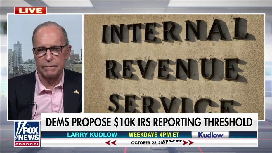 Larry Kudlow: 'Big snoop' is the worst of a 'million bad ideas' by Democrats
