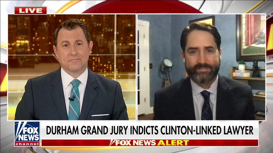 Clinton campaign attorney Michael Sussmann pleads not guilty after allegedly lying to FBI