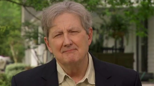 Sen. Kennedy: We're not going to be shoved around during this crisis